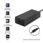Qoltec Zasilacz desktopowy 72W | 24V | 3A | 5.5*2.5 |+ kabel zasilający (3)
